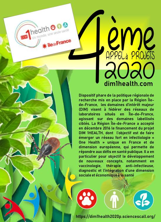 Affiche Appel à projet 2020